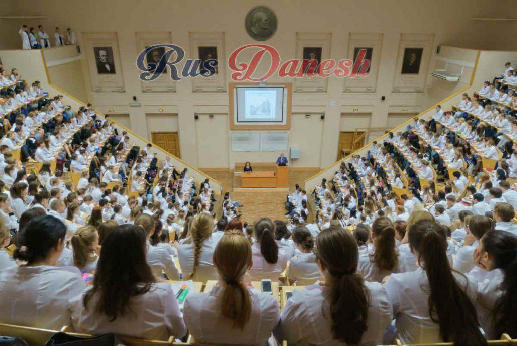 پزشکی دانشگاه پاولوف سن پترزبورگ